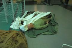 La sieste des mannequins